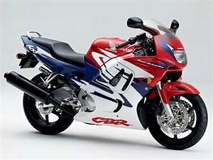Honda Cbr 600f3 Specs - 1995  1996  1997  1998