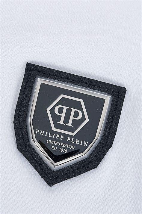 philipp plein languid t shirt white