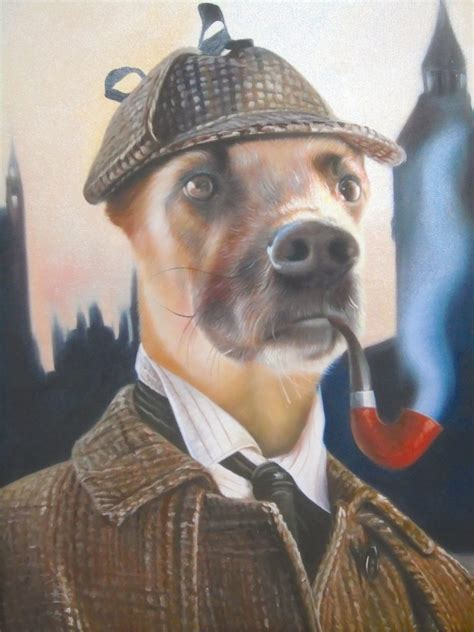 pet portrait artists  paintings  splendid beast