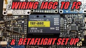Tgy-ia6c Wiring  U0026 Betaflight Set Up  Ibus  Sbus  Ppm