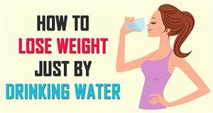 The More You Drink  The More You Lose  U2013 Know How Drinking Water Help You In Weight Loss