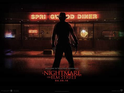 nightmare  elm street  horror movies wallpaper
