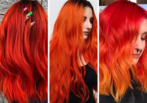 63 Hot Red Hair Color Shades To Dye For
