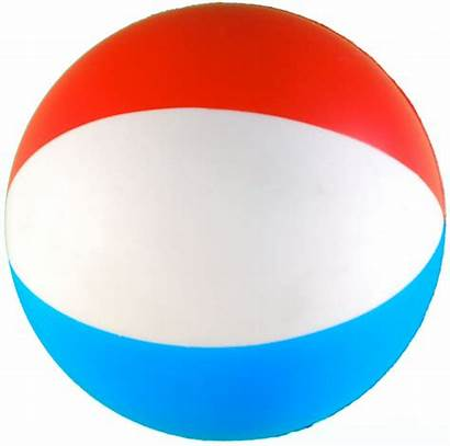 Ball Beach Clipart Vector Library Balls Cliparts
