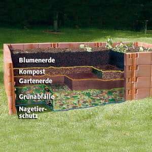 Was Kommt In Ein Hochbeet by Hochbeet Selber Bauen Aus Garten Holz Ist G 252 Nstig