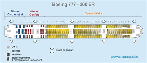 boeing 777 300er sieges boeing 777 300 seating