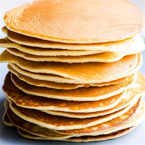 Protein Pancakes - iFOODreal - Healthy Family Recipes