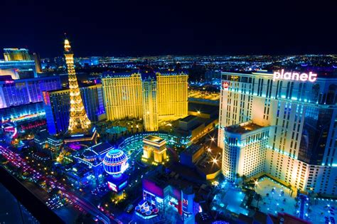 why las vegas is the best vacation city in the u s gobankingrates