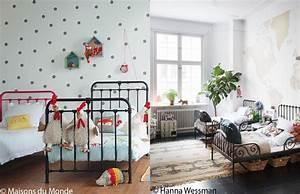 lit enfant fer ouistitipop With chambre bébé design avec essence de fleur de bach