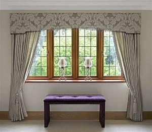 Contemporary Window Valances Updating Your Interior