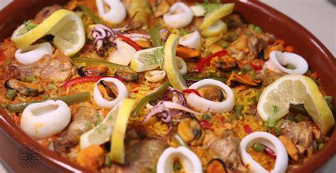 cuisine choumicha choumicha paella au poulet et aux légumes