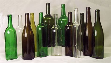 wine bottle green guide arty home decor from trashed wine bottles
