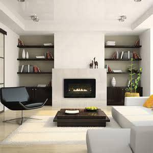ideas  linear fireplace  pinterest