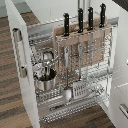 kitchen unit storage solutions hafele multipurpose pull out base pull unit storage for 6362