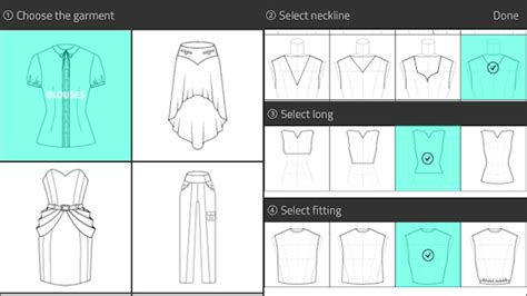 clothing designer apps fashion design flat sketch android apps on play