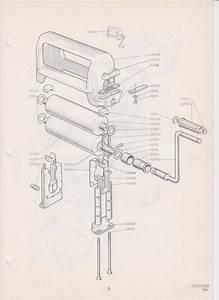 Repair Manual For Hoover 0307 Wringer Washer