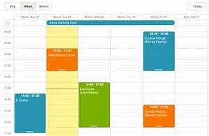 Gantt Calendar Asp Net Event Booking Calendar Scheduler Net