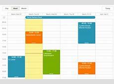 ASPNET EventBooking Calendar SchedulerNET