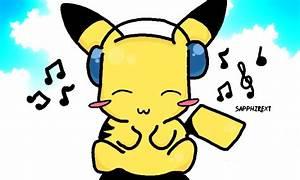 Chibi Pikachu by SapphireXT on DeviantArt
