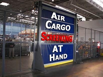 Screening Cargo Air Lax Facility Security Encloses