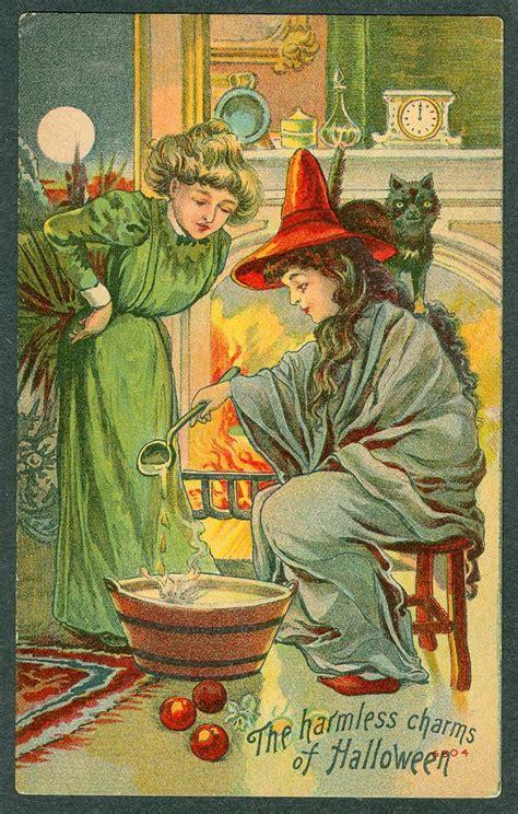 vintage halloween   harmless charms