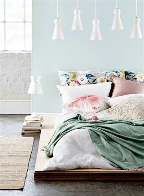 couleur chambre à coucher adulte couleur pour chambre cocooning