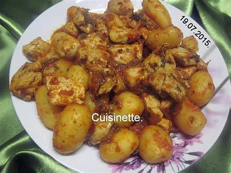 recette cuisine sous vide recette de sauté de dinde aux p de terre en sauce