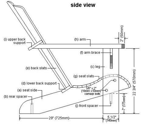 adirondack chair plans cape cod pdf plans wooden plan chest second no1pdfplans
