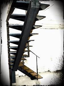Escalier Metal Et Bois : ferronnerie m tallerie serrurerie 79 deux s vres l 39 art du ~ Dailycaller-alerts.com Idées de Décoration