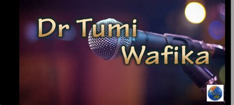 Here is a breathtaking song holy from his recent album the gathering of worshippers which is available in all platforms. DOWNLOAD: Dr Tumi - Wafika mp3 (Video & Lyrics) - Gospel Key