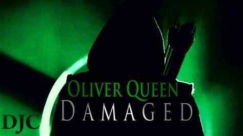 Oliver Queen-damaged