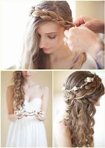 Braided Headband Hair For Wedding Archives Vpfashion
