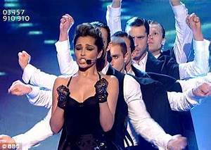 Changes My Lives: Sport Relief: Cheerful Cheryl Cole makes ...