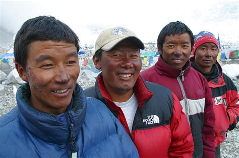 1996 everest disaster a portrait of the lives of sherpas matador network