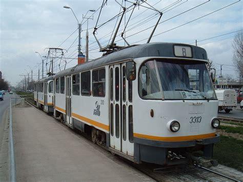 tramvaiul din bucuresti wikipedia