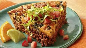Impossibly Easy Chili Pie recipe from Betty Crocker