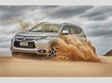 2016 Mitsubishi Pajero Sport on sale in Australia from
