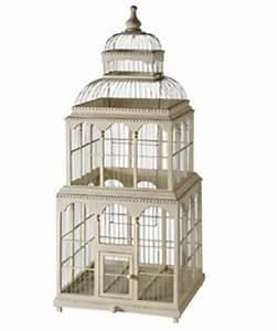 Cage Oiseau Deco : cage oiseau decorative en bois ~ Teatrodelosmanantiales.com Idées de Décoration