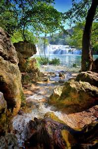 Krka Falls Croatia