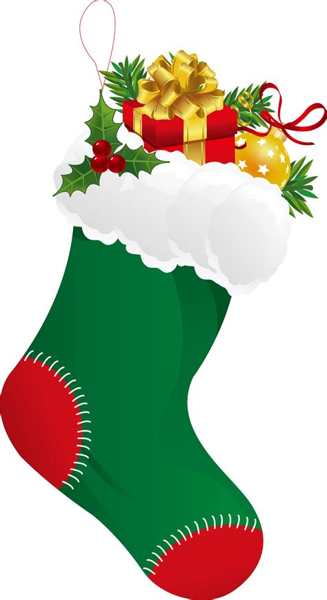 Christmas stocking Sock Clip art - Christmas gift png ...