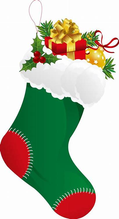 Stocking Christmas Clip Transparent Sock Background Gift