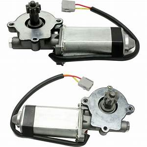 Window Motor For 1984-1993 Ford Mustang Convertible Mdls Rear, LH & RH Set of 2 646621440865 | eBay
