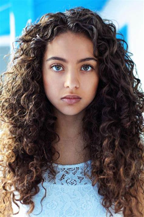 Brown Hair On Dark Skin