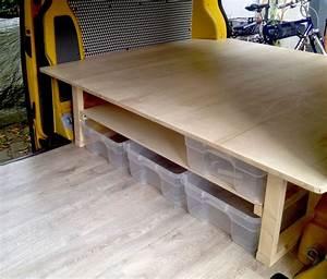 Wohnmobil Innenausbau Holz : t5 ausbau bett von t5 innenausbau ~ Jslefanu.com Haus und Dekorationen
