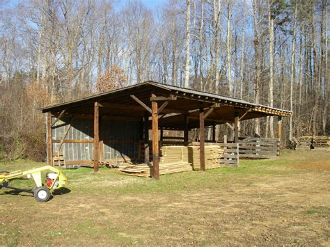 what is a pole shed restorations z n cobb builders