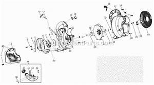 Poulan Ppb430vs Parts List And Diagram