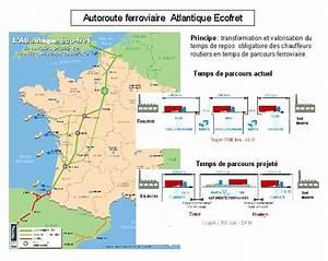 Les Autoroutes En France : une nouvelle autoroute ferroviaire en france en 2011 ~ Medecine-chirurgie-esthetiques.com Avis de Voitures