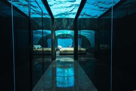 worlds  luxury underwater villa  magazine  magazine