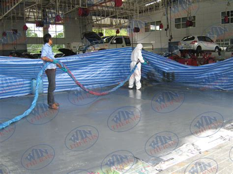 polyurea coating wintherms