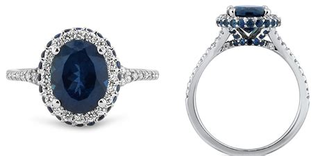 14 beautiful engagement rings from brilliant earth
